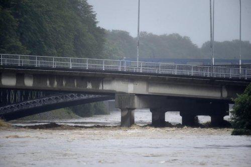 Nouvelles précipitations en région liégeoise: la crainte d'assister à de nouvelles inondations est réelle
