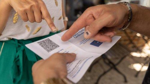 Grand Baromètre: deux tiers des Belges sont favorables au pass sanitaire