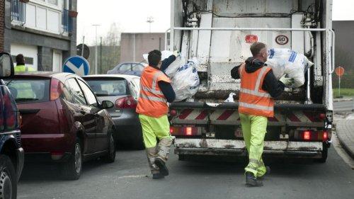 La collecte des déchêts perturbée par le grève au sein de Bruxelles-propreté : les communes concernées