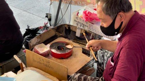 «Squid Game» fait le bonheur d'un couple de commerçants de «dalgona»