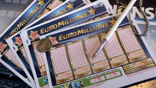 EuroMillions: un chanceux gagne le jackpot de 69 millions d'euros
