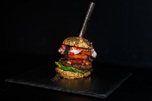 Le burger le plus cher du monde est vendu 5 000 €