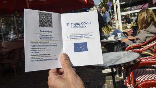 Coronavirus: l'avis du Conseil d'Etat sur le projet d'élargissement du Covid Safe Ticket a été transmis au parlement bruxellois