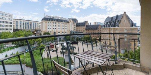 Un bel appartement à vendre pour 790.000 euros à Bruxelles (photos)