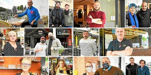 «J'appréhende un peu»: avant la réouverture des terrasses, les professionnels bretons se confient