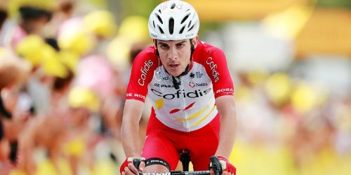 Cyclisme. Guillaume Martin: «En Bretagne, c'est le vélo traditionnel»