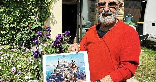 Larmor-Plage - Gérald Nédélec : « Moi aussi, j'ai bloqué le canal de Suez »