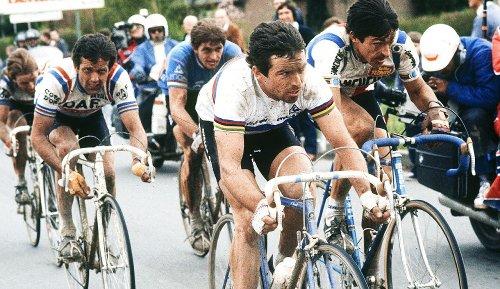 Cyclisme. Paris-Roubaix: il y a 40 ans, Bernard Hinault gagnait la course qu'il détestait... [Vidéo]