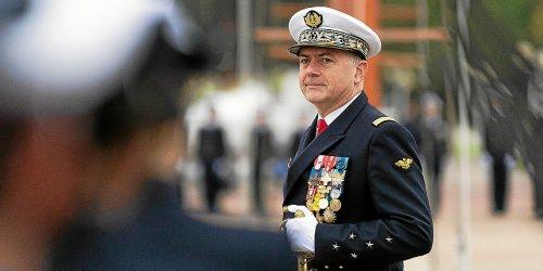 Amiral Pierre Vandier: «La nouvelle devise de l'École navale est très signifiante pour toute la Marine»
