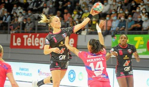 Brest Bretagne Handball. Les Brestoises se rassurent à domicile face à Mérignac