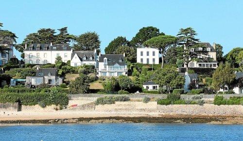 Immobilier en Bretagne: le top 10 des communes littorales les plus chères