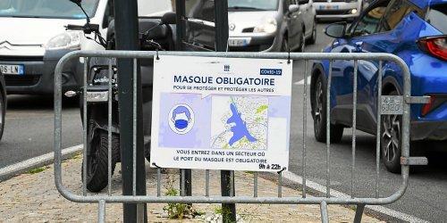 Bretagne : le retour du port du masque obligatoire en extérieur est-il utile?