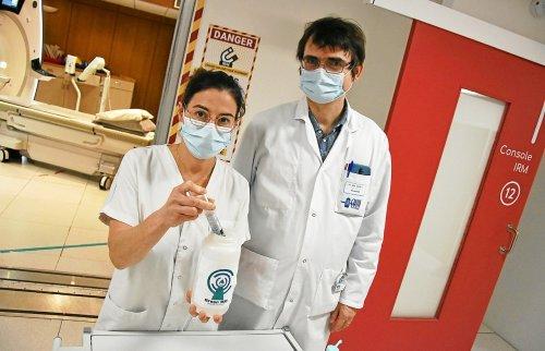 Des chercheurs brestois veulent recycler le gadolinium, utilisé pour les IRM