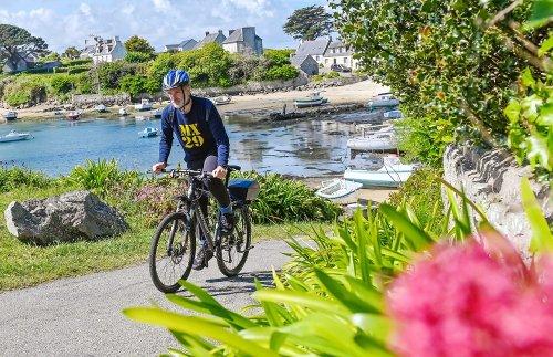 Benoît Poilvet, du Tour de France au tour de l'île de Batz