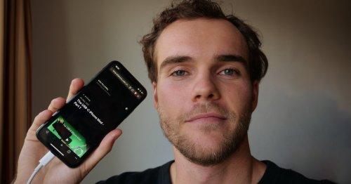 Modifier un iPhone, l'exploit technique d'un étudiant de l'EPFL