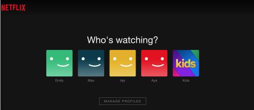 Comment vérifier dans vos paramètres Netflix que des «amis d'amis» ne sont pas connectés à votre compte