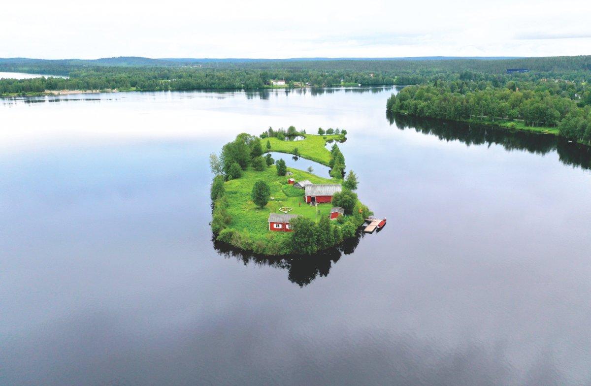 Urlaub in Lappland Finnland - Aktivitäten in Rovaniemi im Sommer