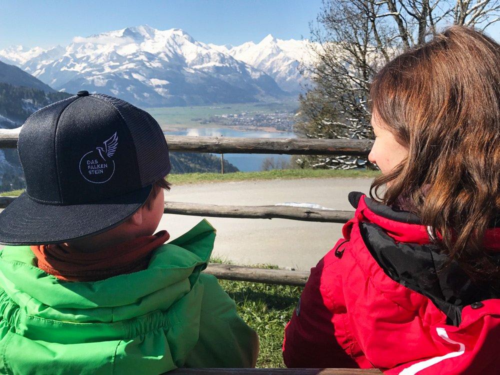 Österreich mit Kind - Ausflugstipps Kaprun und Zell am See