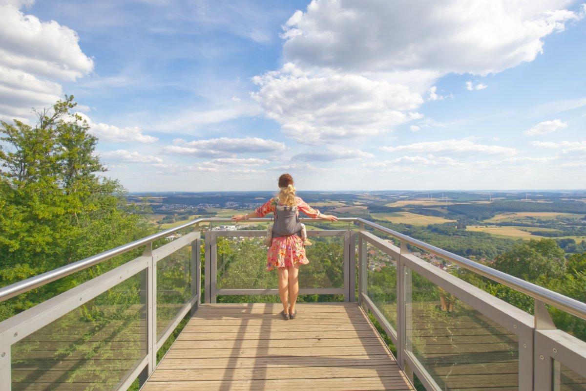 Urlaub im Saarland mit Kindern und der Saarland Card – Ausflugstipps Rund um den Schaumberg
