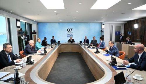 G7: pleins feux sur l'urgence climatique au dernier jour du sommet