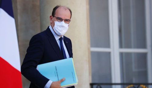 """Le gouvernement n'a """"aucune leçon à recevoir sur l'équilibre des comptes publics"""", estime Castex"""