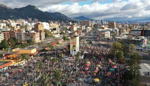 Colombie: des milliers de manifestants à nouveau dans la rue