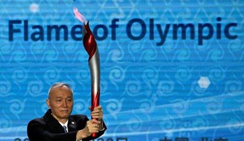 La flamme olympique des JO-2022 est arrivée en Chine