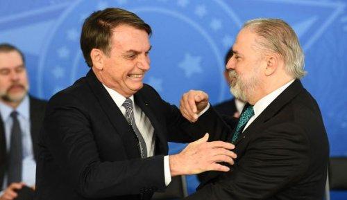 Brésil : Augusto Aras, le procureur qui protège Jair Bolsonaro
