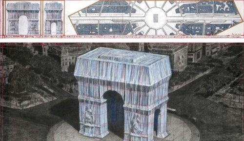 Qui va payer l'Arc de Triomphe emballé ? Enquête sur le business monumental de l'art contemporain