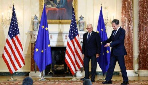 """Nucléaire: l'UE """"prête"""" à recevoir les Iraniens """"mais le temps presse"""""""