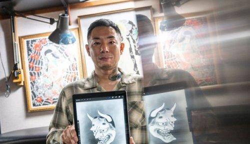 """Du """"crypto-art"""" exposé à Tokyo, une première au Japon"""
