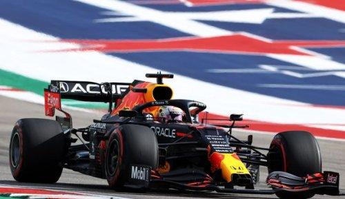 F1/GP des Etats-Unis: Verstappen prend la pole position, Hamilton à ses trousses
