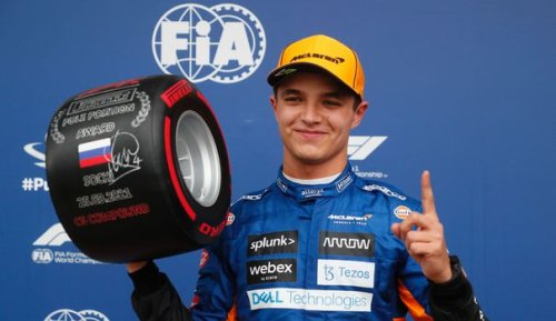 """GP de Russie de F1: Hamilton craque et la relève brille en """"qualifs"""""""