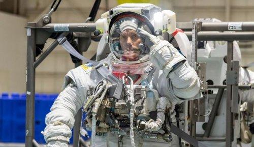 """Thomas Pesquet : """"Poser un jour un pied sur la Lune, oui, j'y crois"""""""
