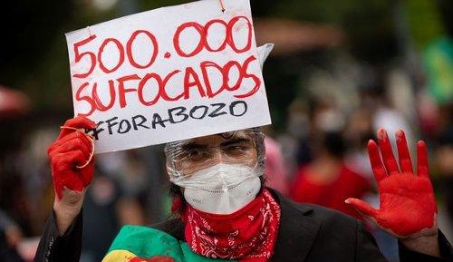 INFOGRAPHIES. Covid-19 : avec 500 000 morts, pourquoi le Brésil ne s'en sort pas ?