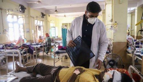 """""""Un risque inédit"""" : l'Inde face à la nouvelle menace épidémique du """"champignon noir"""""""