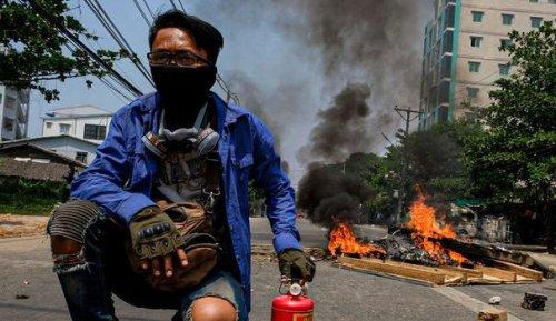 Guerre et Covid-19, l'équation tragique de la Birmanie