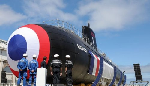 Dans les entrailles du sous-marin nucléaire français nouvelle génération