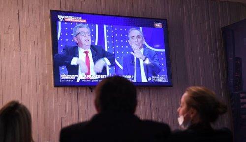 """Au débat Mélenchon-Zemmour, les """"idées s'entrechoquent, même choquantes"""""""