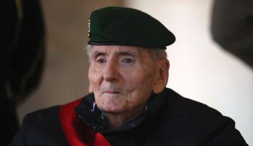 Hubert Germain, dernier survivant des Compagnons de la Libération