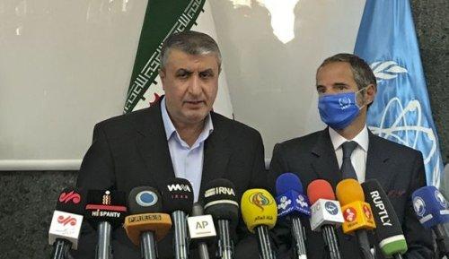 Nucléaire iranien: accord entre l'AIEA et l'Iran sur le materiel de surveillance