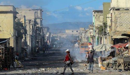 Accablé par les enlèvements, Haïti se met à l'arrêt