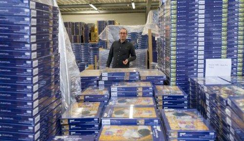 Quand le confinement fait la fortune d'un distributeur de puzzles
