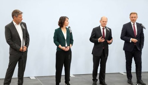 Allemagne : ce que contient l'accord de gouvernement entre SPD, écologistes et libéraux