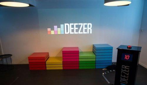 Streaming musical : le plan de Deezer pour contrer Spotify et Apple Music