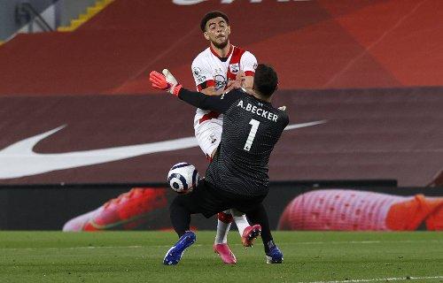 Spielernoten Liverpool FC – Southampton FC: Alisson hält die Null