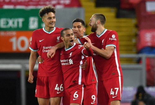 Thiago widmet Premierentor Liverpools Reserverspielern