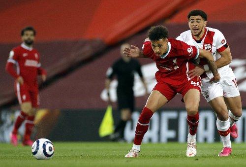 Thiagos Debüttreffer besiegelt Liverpools Sieg gegen die Saints