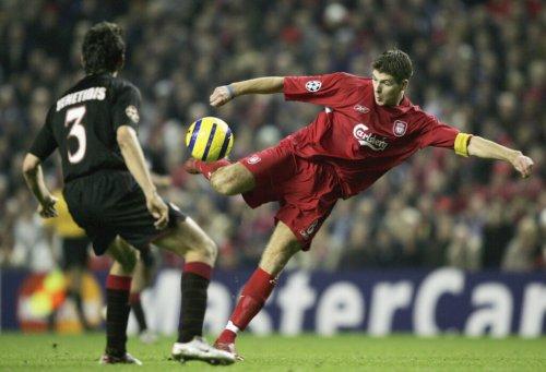 Legendäre Spiele: Liverpool FC gegen AC Mailand, 25.5.2005