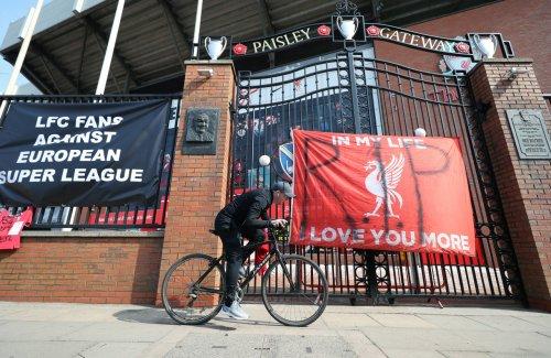 Super League | UEFA setzt Strafe für Liverpool und weitere Klubs fest.
